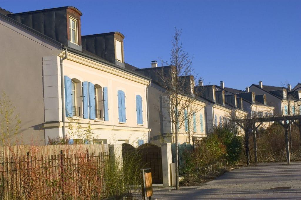 Crise dans le secteur de l'immobilier en 2018