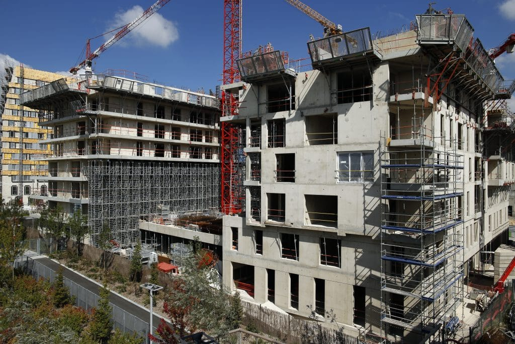 Crise du secteur de l'immobilier