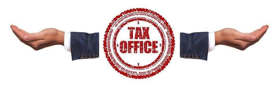 Bureau De L'Impôt, Timbre, Joint, Les Mains, Arrêter